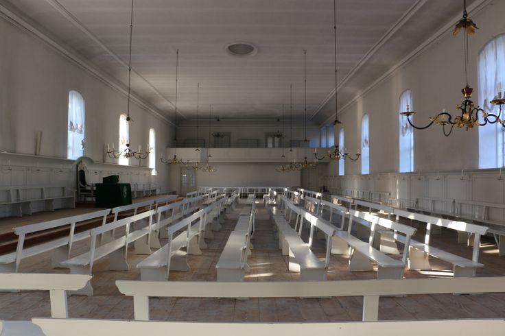 #Christiansfeld #Bdr. Menighedens Kirke