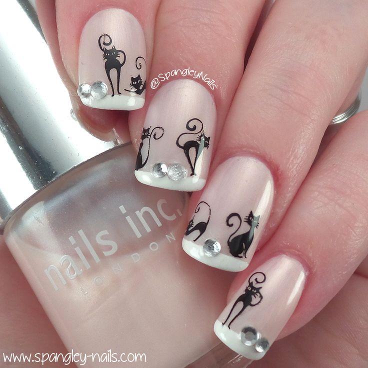 Uk Nail Art Blog Nail Art With Bite: 25+ Best Ideas About Fancy Nail Art On Pinterest