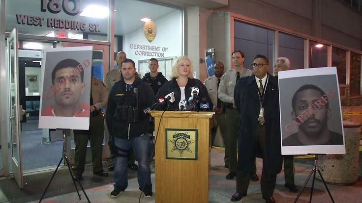 FULL VIDEO: Santa Clara County Sheriff's discuss capture of final escaped inmate, Rogelio Chavez