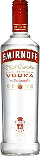 Smirnoff  Red Russian Vodka 70cl Bottle The number one Vodka brand, triple distilled for purity and quality. (Barcode EAN = 0721865700057). http://www.comparestoreprices.co.uk/december-2016-6/smirnoff-red-russian-vodka-70cl-bottle.asp