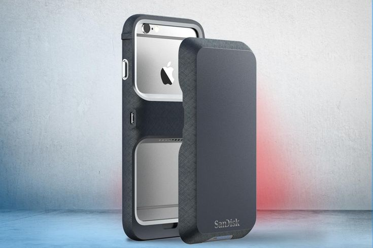 iPhoneの容量を増やすケース iXpand Memory Case発売。増槽バッテリーも合体 - Engadget Japanese