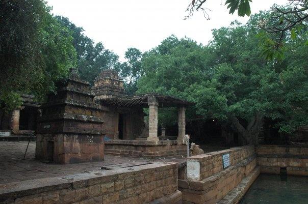 Cluster of temples at Mahakuta near Badami, Karnataka