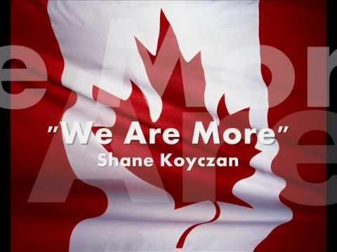 We Are More - Shane Koyczan