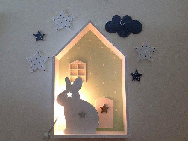 Kinderzimmerlampe junge ~ Die besten 25 lampe kinderzimmer dawanda ideen auf pinterest
