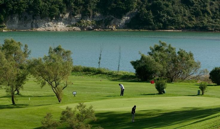 Campo de #golf Abra del Pas, en #Mogro #Cantabria #Spain #Travel