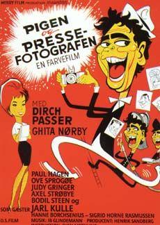Pigen og presse-fotografen (1963)