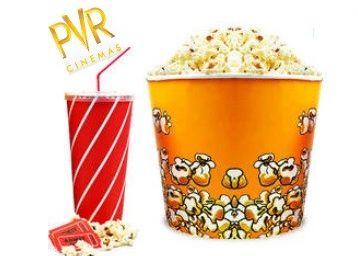 PVR Cinemas Diwali / Deepawali Sale Offer : Rs.50 off + Extra 10% Cashback Via Paytm - Best Online Offer