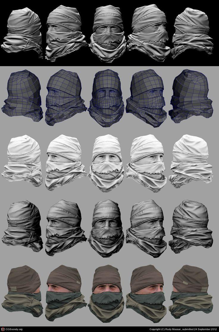 Killzone 3: ISA Infantry ICE Variant by Rudy Massar | 3D | CGSociety
