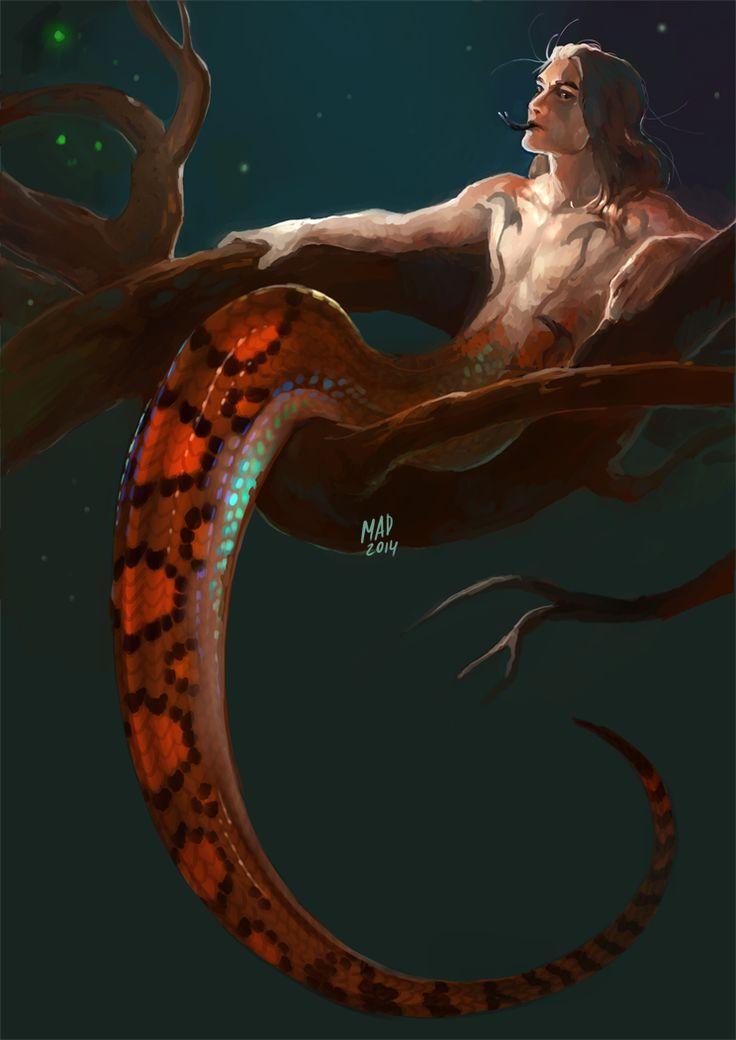 [Snake by DemonLife.deviantart.com on @DeviantArt]