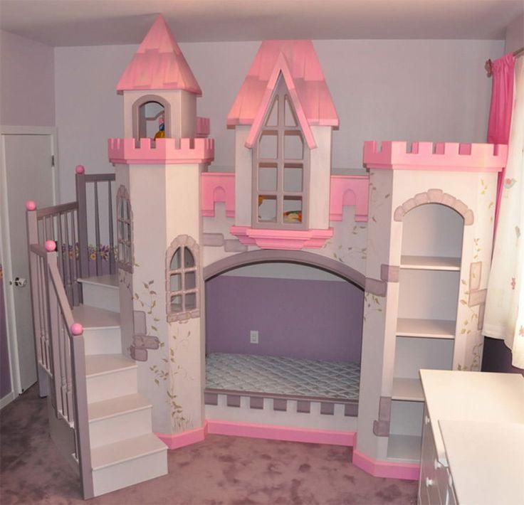 Cameretta da principessa Disney per bambine n.17