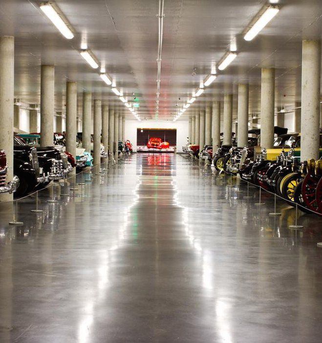America's Car Museum, Tacoma, Washington
