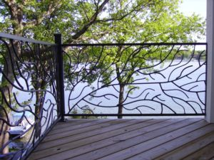 Outdoor Stair Railings | outdoor railing Outdoor Railing