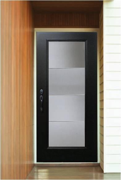 Plastpro Modern Door with Aberdeen glass. & 27 best Plastpro Doors images on Pinterest   Entrance doors Entry ...