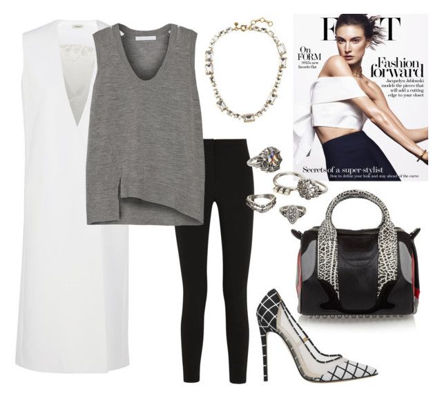 Ignore the critics. Only mediocrity is safe from ridicule. Dare to be different! — Dita von Teese by emma-oloughlin on Polyvore featuring polyvore fashion style Alexander Wang Thierry Mugler Topshop Unique J.Crew Mudd clothing