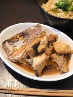 簡単美味しい鯛のあら煮♪♪ by べーべ [クックパッド] 簡単おいしい ...