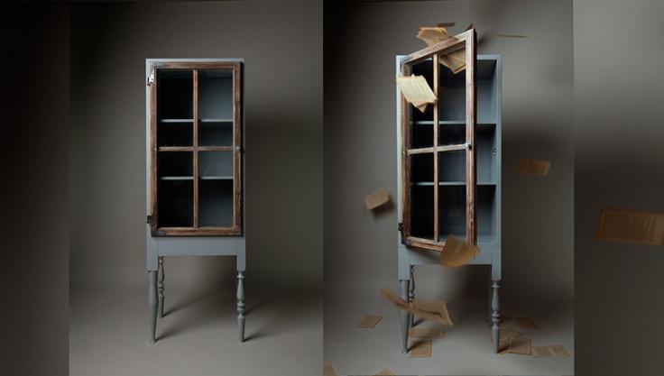 studio ziben / narrated furniture #kringloop #redesign