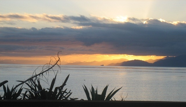 Ruby Bay sunrise #1
