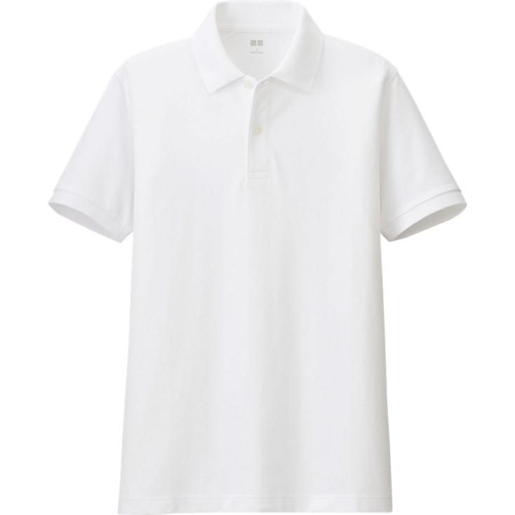 Shop Uniqlo for men's polo shirts. Choose from Dry Ex, Dry Pique, Dry Shirt  Collar, and Michael Bastian styles in different colors for everyday wear.