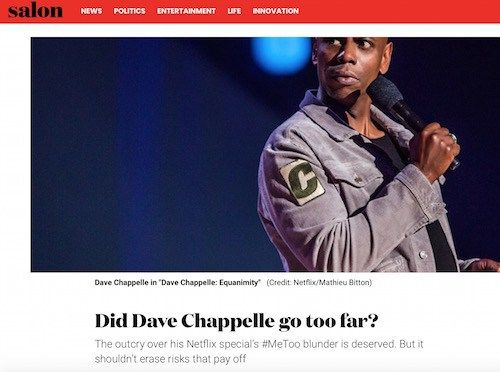 "Dave Chappelle's ""Bird"" Revelation That Everyone Missed: Illuminati Blood Sacrifices in Hollywood"