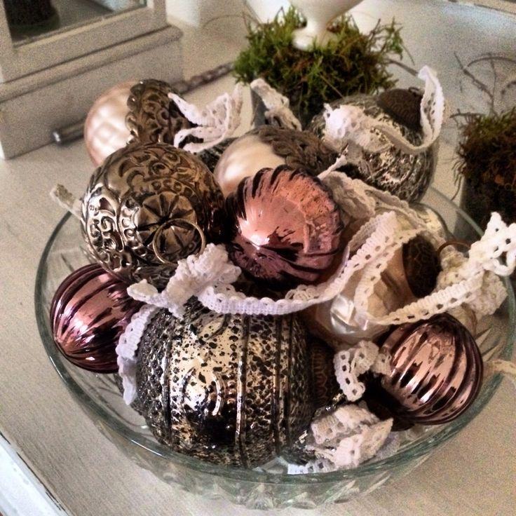 Ornaments from Lisbeth Dahl