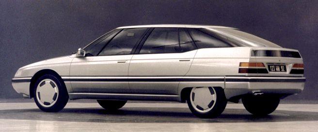 Carsthatnevermadeit — Citroen XM prototypes, 1986-1988, by Bertone. One...