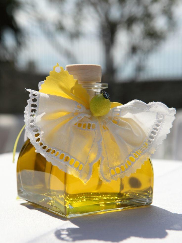 Oil for baptism