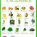 Dicembre... il calendario della natura