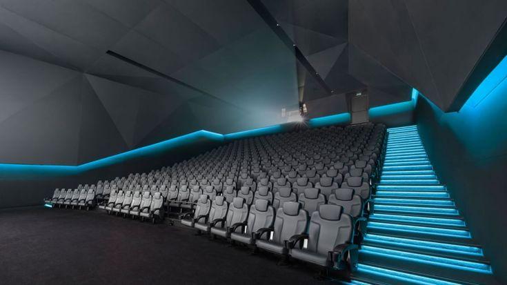 Vive la magia del mejor cine en la sala Dolby Cinema de Cinesa La Maquinista Sorteamos  entradas dobles para el estreno de 'La Momia'