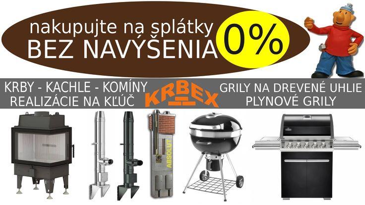 Predávame aj na splátky bez navýšenia #splátky #krbex #krby