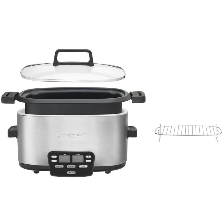 Cuisinart Multi Cooker Review & Giveaway ~ http://steamykitchen.com