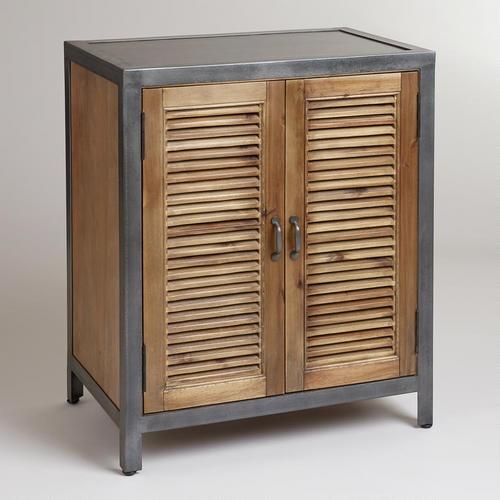 Single Shutter Doors Holbrook Sideboard & Best 10+ Shutter doors ideas on Pinterest | Shutter door ideas ... Pezcame.Com