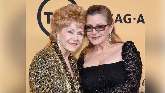 Debbie Reynolds Meninggal - Satu Hari Setelah Putrinya Carrie Fisher Tiada, Sang Ibu Menyusul