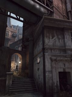 dishonored concept art - Google Search
