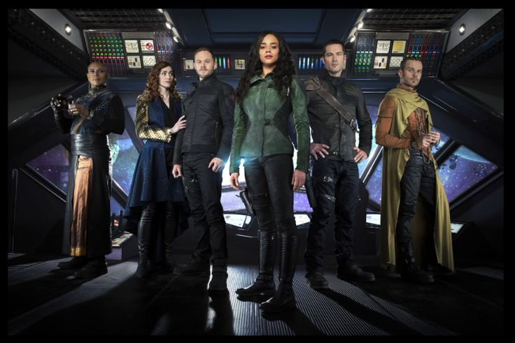 New promo images for Killjoys + cast celebrates Father's Day - Oh No They Didn't!