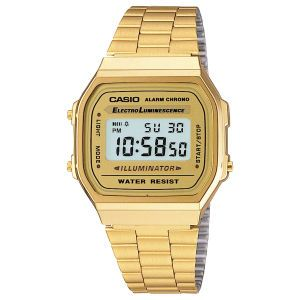 Casio Watches - Casio Classic Timepiece Watch - Gold