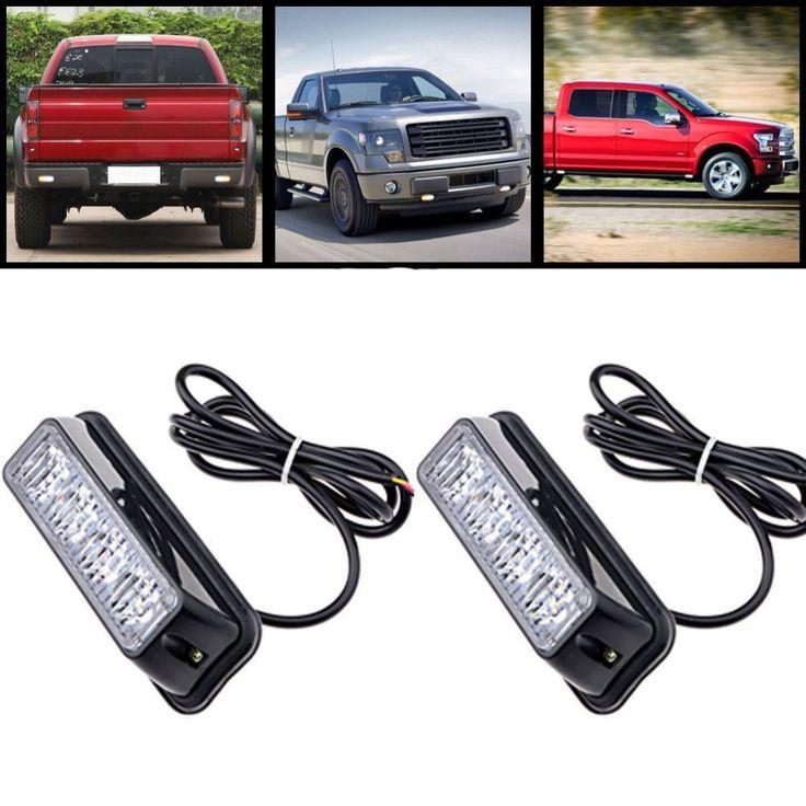 $18.00 (Buy here: https://alitems.com/g/1e8d114494ebda23ff8b16525dc3e8/?i=5&ulp=https%3A%2F%2Fwww.aliexpress.com%2Fitem%2FHigh-Quality-4-LED-Car-Emergency-Beacon-Light-Bar-12-Flashing-Mode-4W-12V-led-Strobe%2F32335711199.html ) High Quality  4 LED Car Emergency Beacon Light Bar 12 Flashing Mode 4W 12V led Strobe light  for Universal fit Hazard Truck for just $18.00
