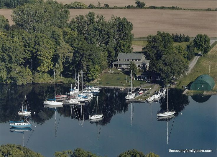 Prinyer's Cove Marina