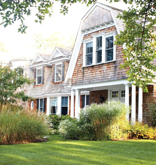374 best images about the hamptons on pinterest ina for Cedar shingle house