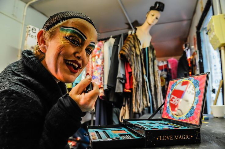 Here are some photos from our event. Clicks has teamed up with Madame Zingara to launch a fabulous new cosmetics line and the collaboration was celebrated at a spectacular night at the Theatre of Dreams in Cape Town.