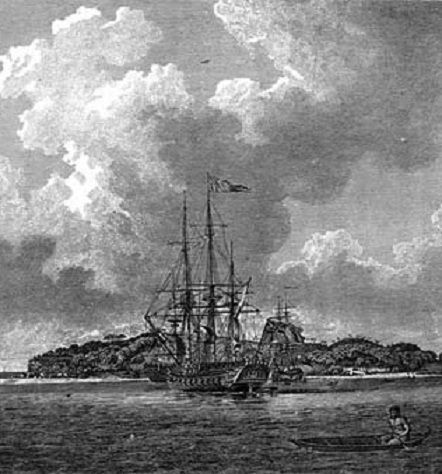 20-1-1788 The main body of the First Fleet arrived in Botany Bay.