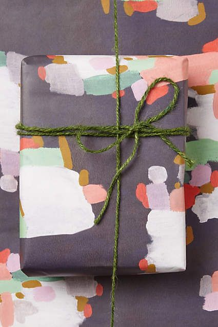 Impressionist Wrapping Paper