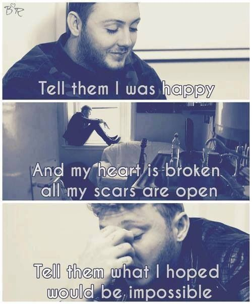 James Arthur, v talented songwriter and singer.....my love for N seems to be impossible