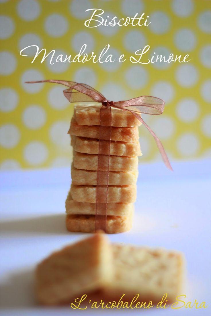 biscotti mandorle e limoni