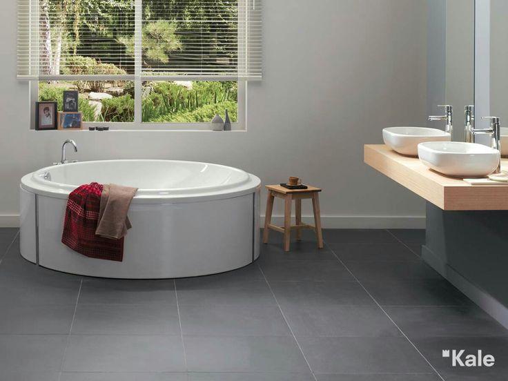 """""""IF PRODUCT DESIGN 2011"""" ödülüne layık görülen Dot Serisi'ndeki küvetler, yuvarlak tasarımı ve hidromasaj seçeneğiyle büyük banyoların keyfine keyif katıyor.   #Kale #banyo #tasarım #bathroom #bathroomidea #dekorasyon #dekorasyonönerileri #decorationidea #küvet #küvetbanyo #bathtub #bathtubideas #bathtubdecor"""