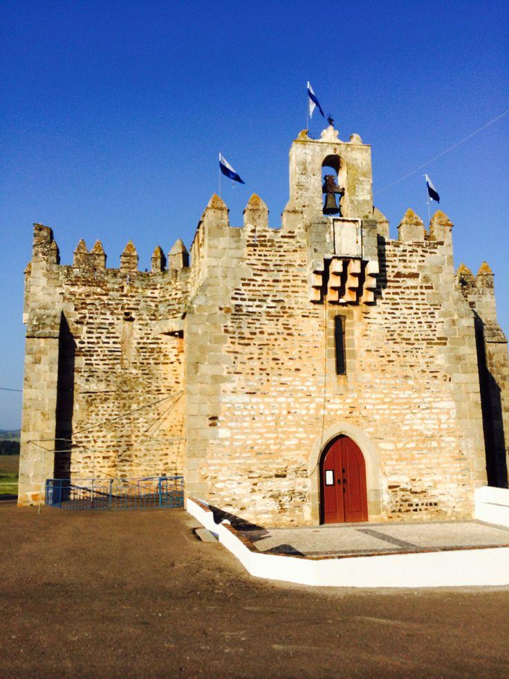 Santuário de Terena (Alentejo, Portugal)