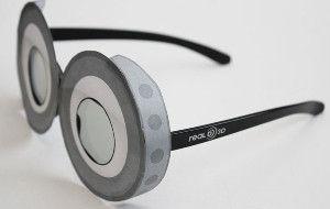 Despicable Me Minion Goggles | AllFreeKidsCrafts.com