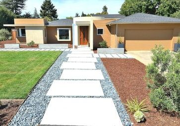 Mid-Century Modern on a Budget - contemporary - exterior - san francisco - Rich Mathers Construction, Inc.