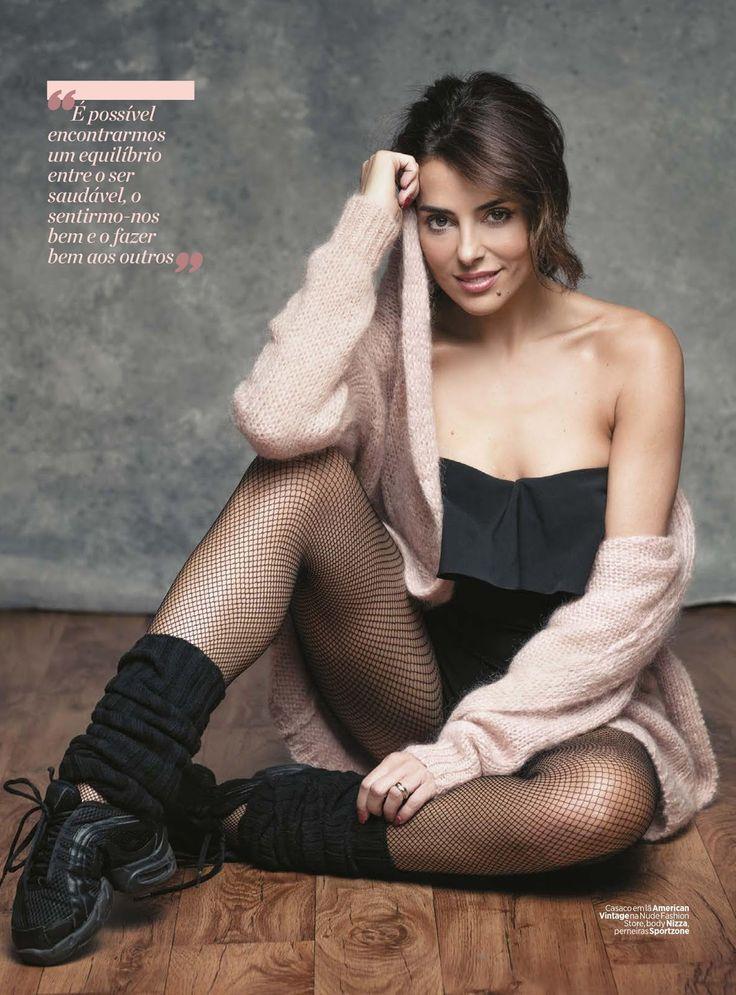 Beauty Mags: Catarina Furtado | Women's Health Portugal Janeiro / Fevereiro 2016