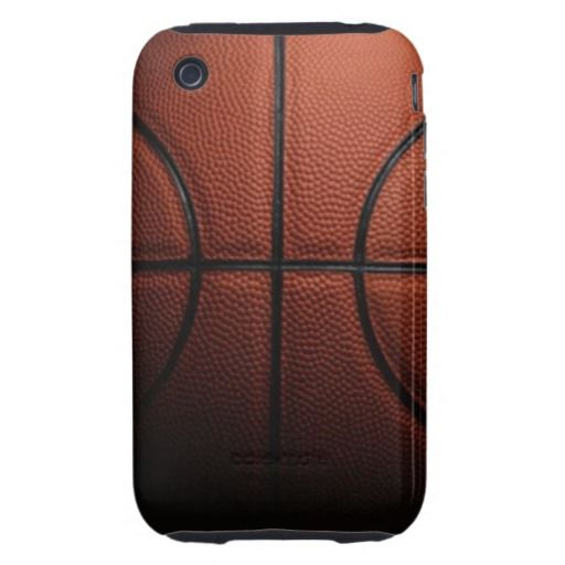 Just SOLD! - Basketball iPhone 3 Case