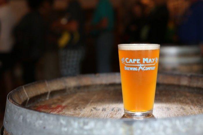 1. Cape May Brewing Company, Cape May